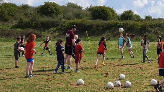 Want to be Cúl Camp Coach this summer?
