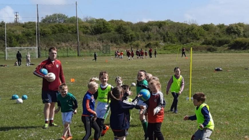 Cúl Cubs & Peil Pal Continues Every Saturday